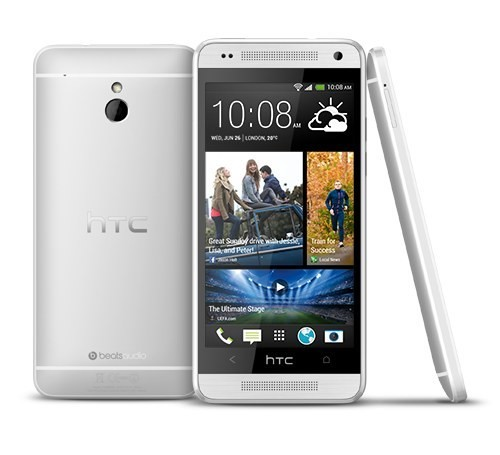 В сентябре HTC One mini появится в России