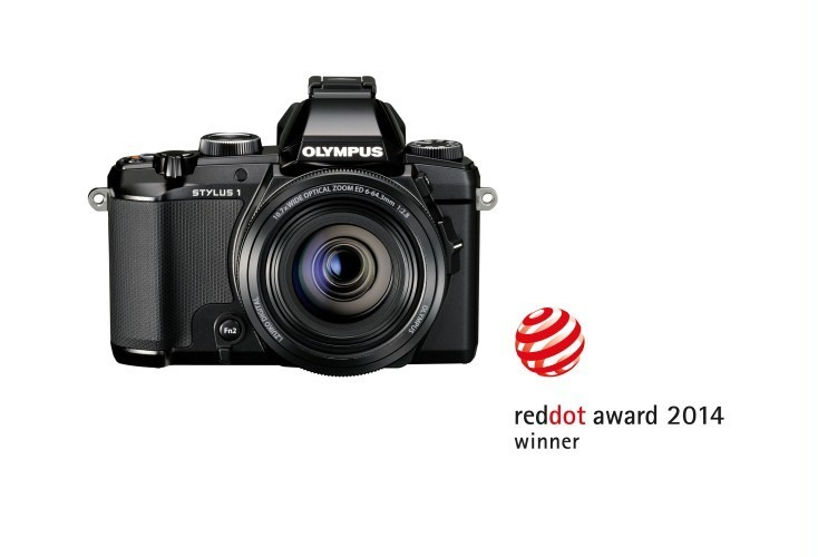 Компания Olympus завоевала награды Red Dot Design Awards