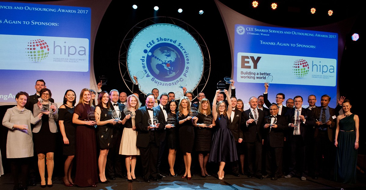 IBA Group – победитель конкурса CEE Shared Services & Outsourcing Awards