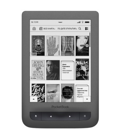 PocketBook 626 Plus – ридер с дисплеем E Ink Carta