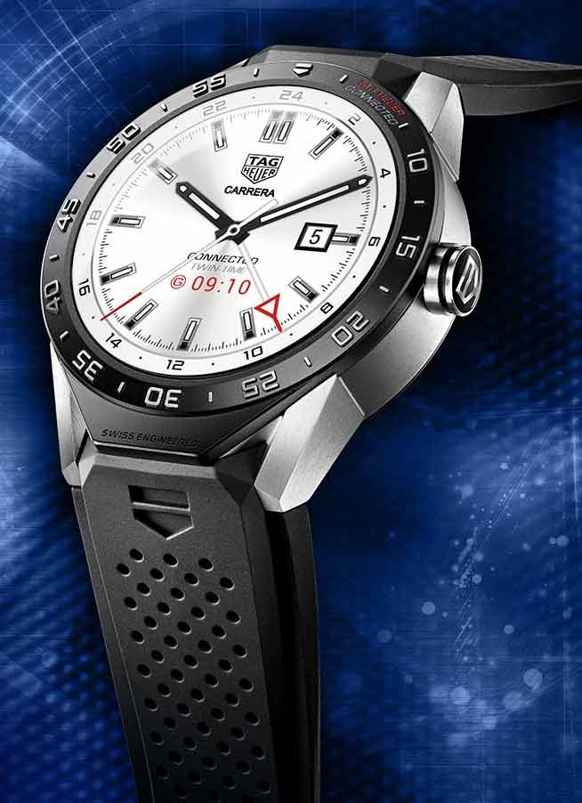 Connected – смарт-часы от TAG Heuer