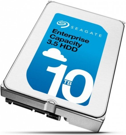 Накопитель Seagate Enterprise Capacity на 10 Тб