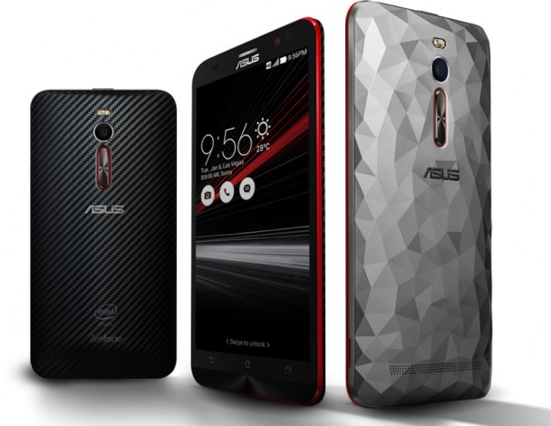 Asus обновила Zenfone 2 Deluxe Special Edition