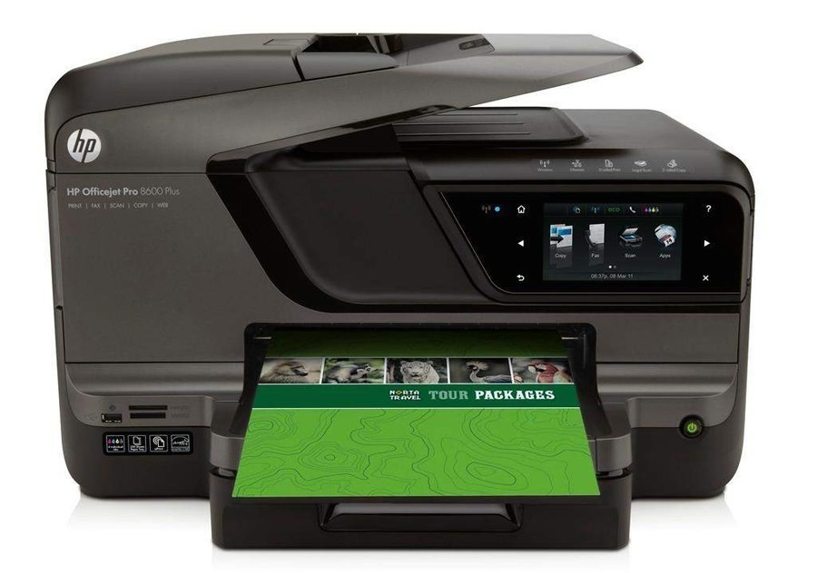 МФУ HP Officejet Pro 8600 Plus