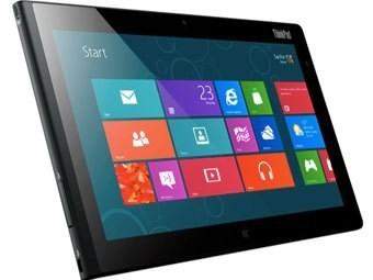 Lenovo готовит к релизу ThinkPad Tablet 2 на Windows 8