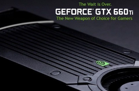 NVIDIA GeForce GTX 660 Ti GPU