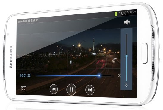 Медиаплеер Samsung Galaxy Player 5.8