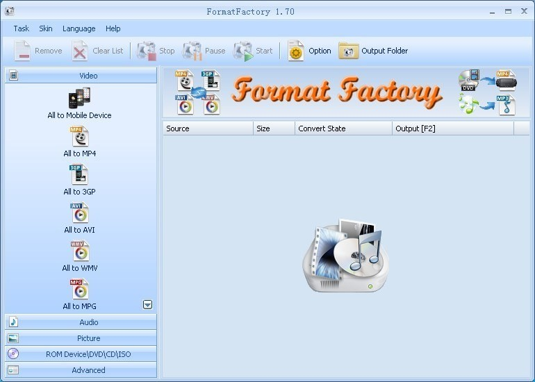 FormatFactory - Download