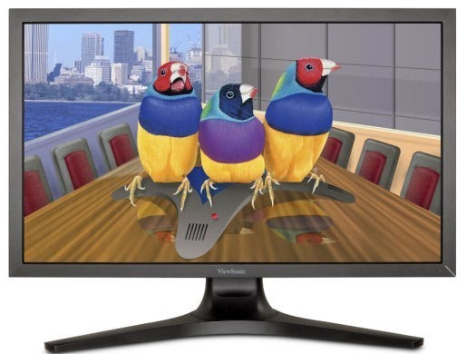Профессиональный монитор ViewSonic VP2770-LED