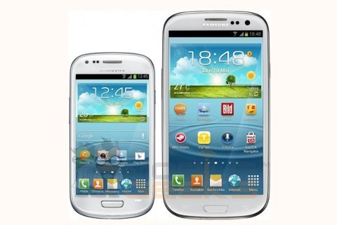 Samsung Galaxy S III Mini уже в интернете