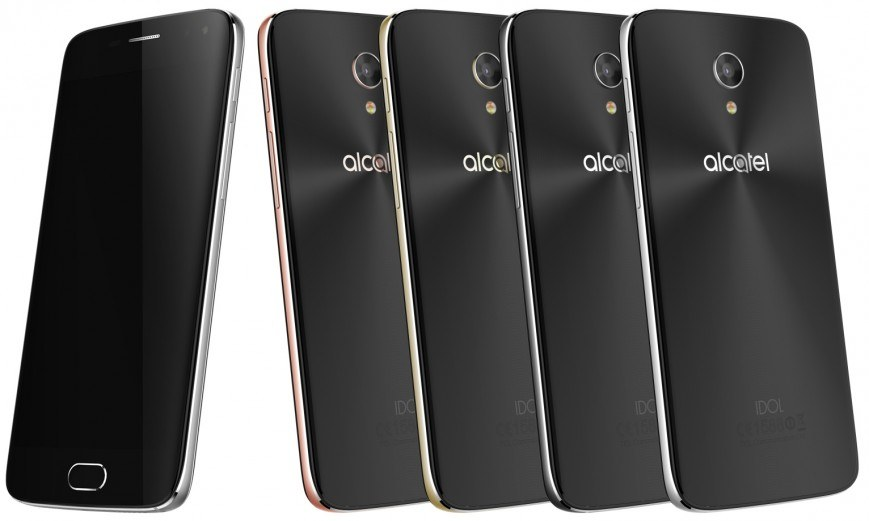 Alcatel idol 4 в мини-версии